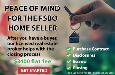 peace of mind for the FSBO home seller